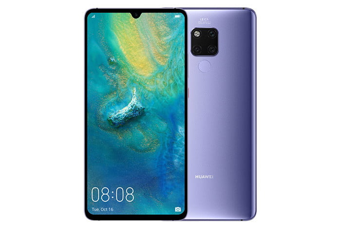 download Google Play Store on Huawei Mate 20 X