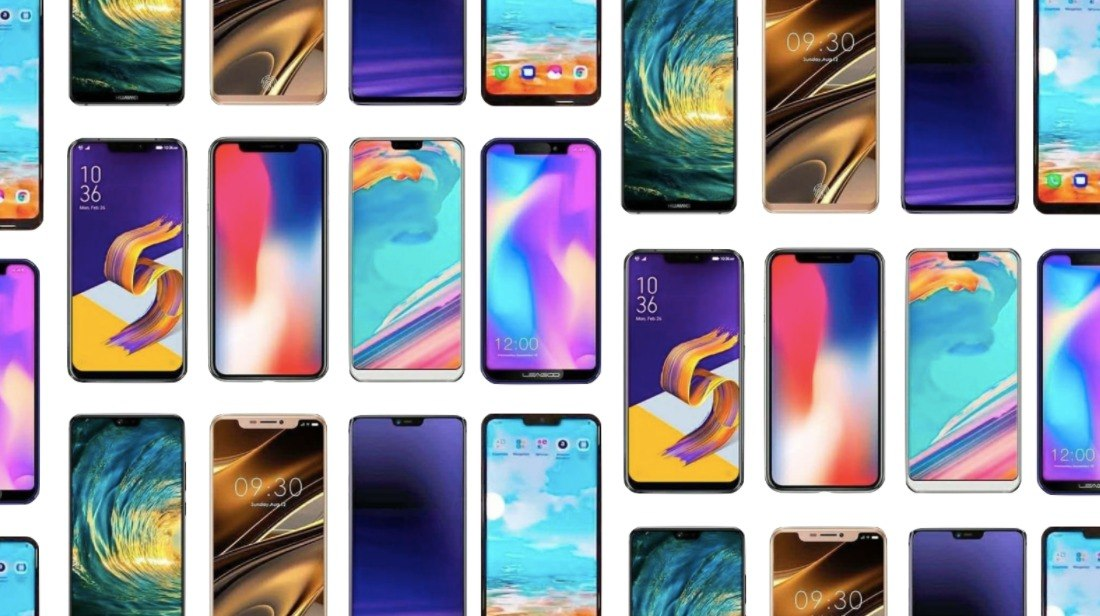 Android Phones with Notch