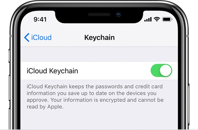 transfer passwords from iPhone to Android