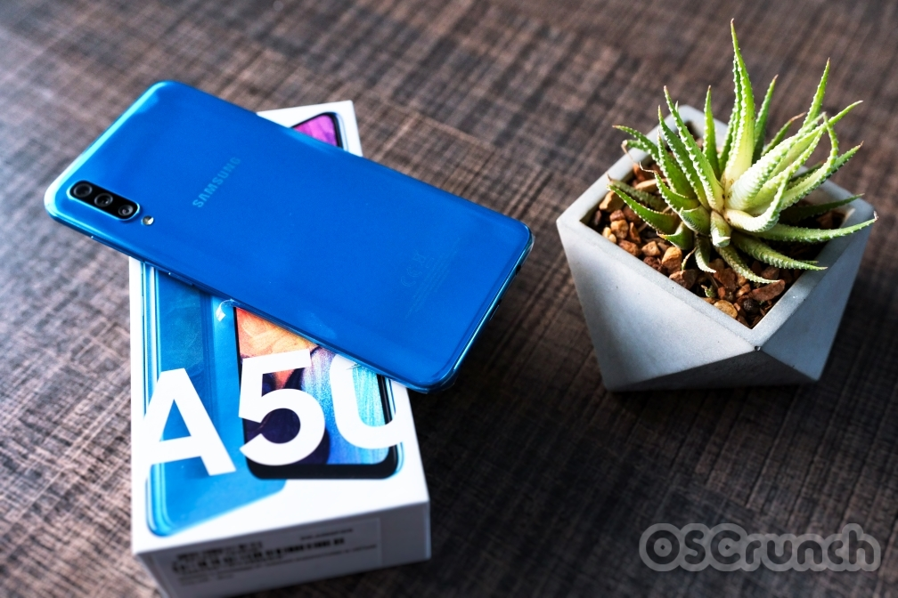 Install Stock Firmware on Samsung Galaxy A50