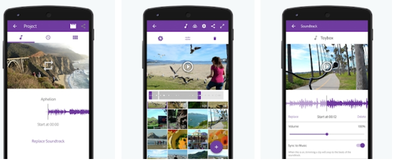 best android video editor apps android