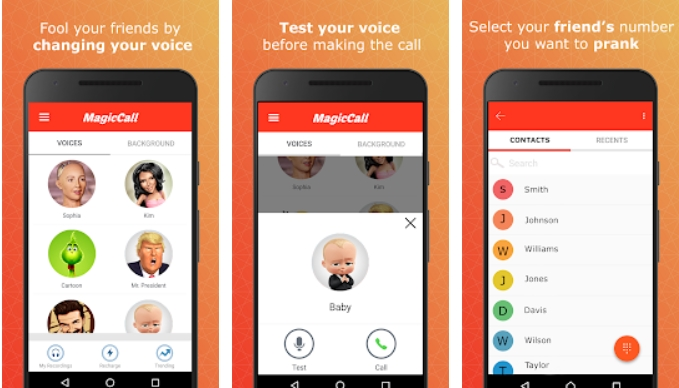 best android voice changer apps