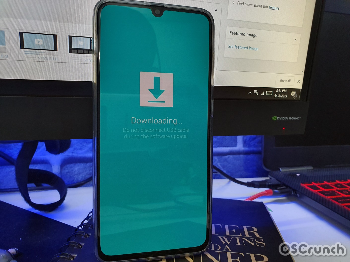 install Stock Firmware on Samsung Galaxy A70