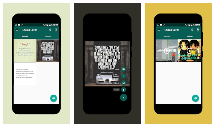 best android whatsapp status saver apps
