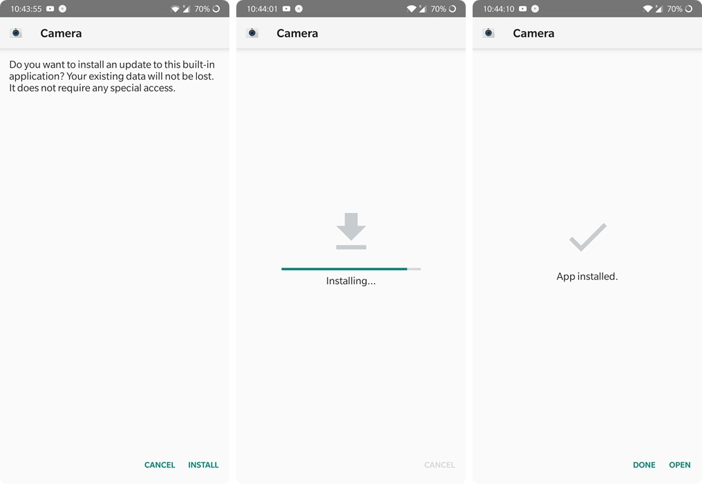 download oxygenos 9.5 camera apk oneplus