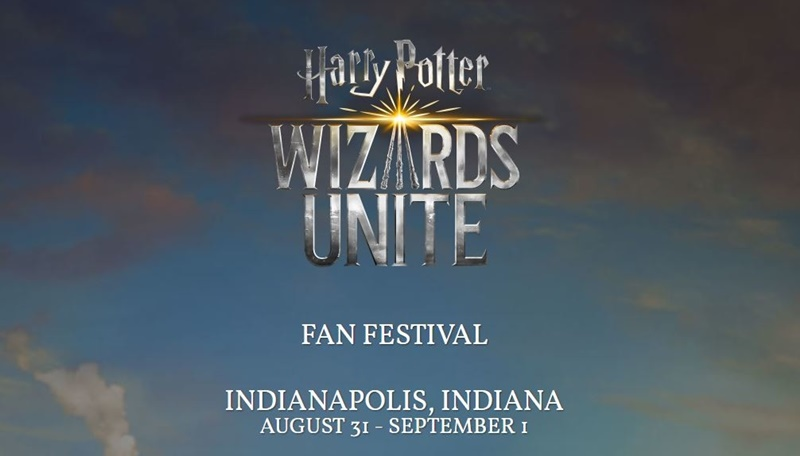 harry potter wizards unite fan festival tickets