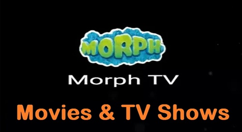 morph tv watch free movies android