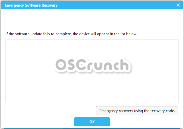 Galaxy Note 10 Emergency Software Recovery