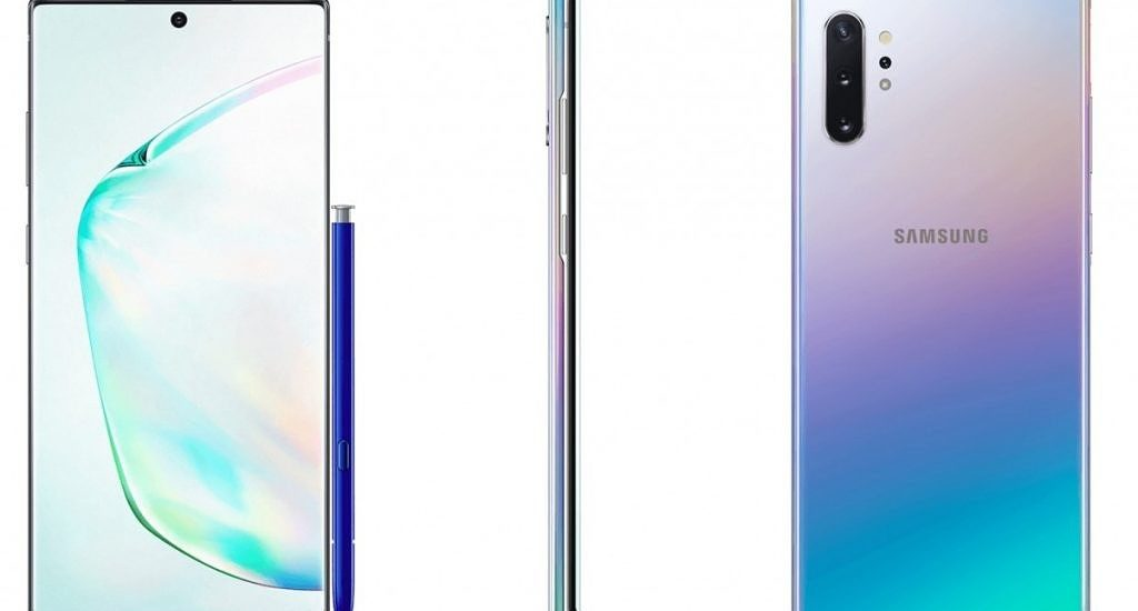 Note 10 & Note 10 Plus