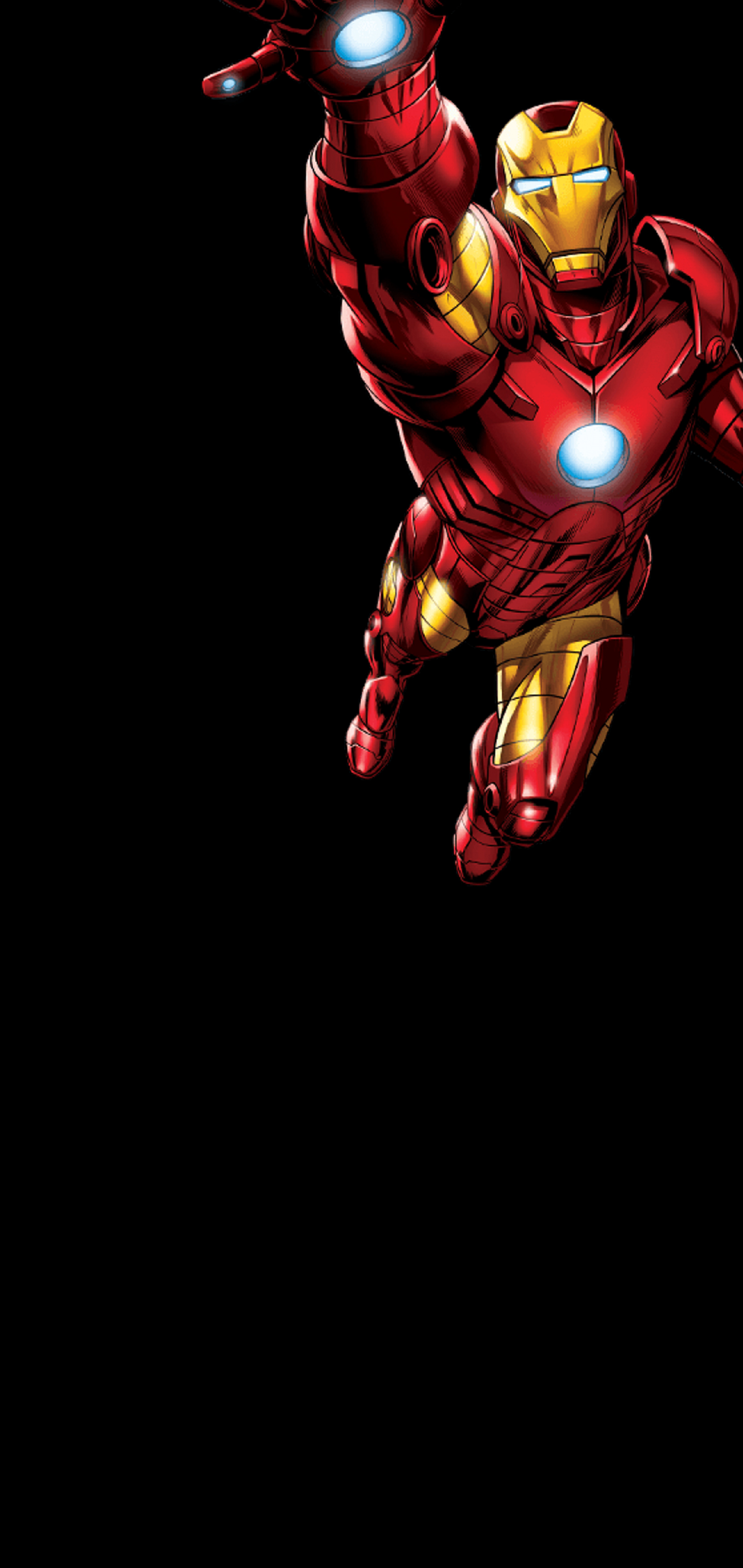 Iron Man - NSamsung Galaxy A51 and A71 HD Wallpapers